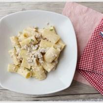 ricetta pasta alla norcina