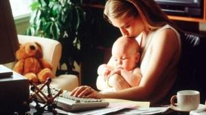foto_mamma e lavoro