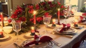 Come apparecchiare la tavola di natale passione mamma - Foto tavole natalizie ...