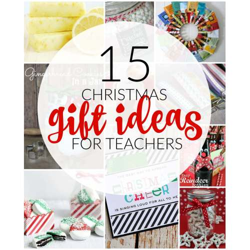 Medium Crop Of Teacher Christmas Gifts