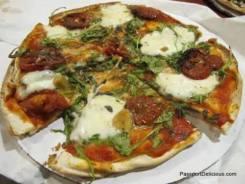 Mista Pizza