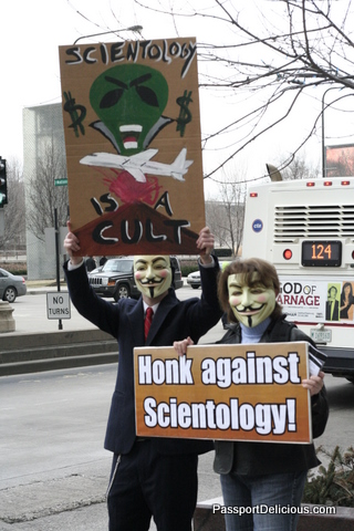 Scientologists