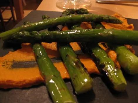 Asparagus at iberica