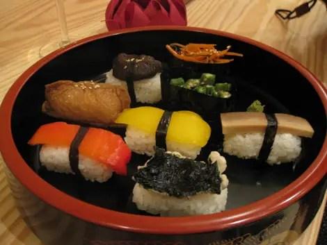 Itadaki zen sushi