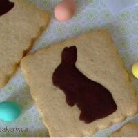 Vanilla Bean Easter Cookie