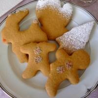 Cinnamon Orange Cookies