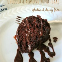 Chocolate Almond Bundt Cake