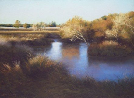 Linda OBrien - Morning on the Wetlands