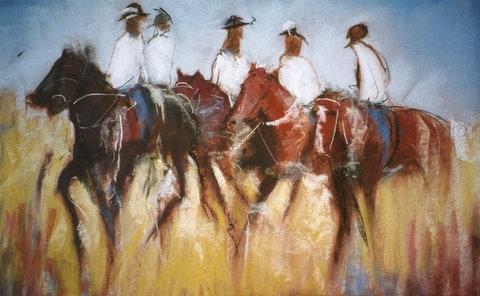 Nira Roberts - Horses Wagin