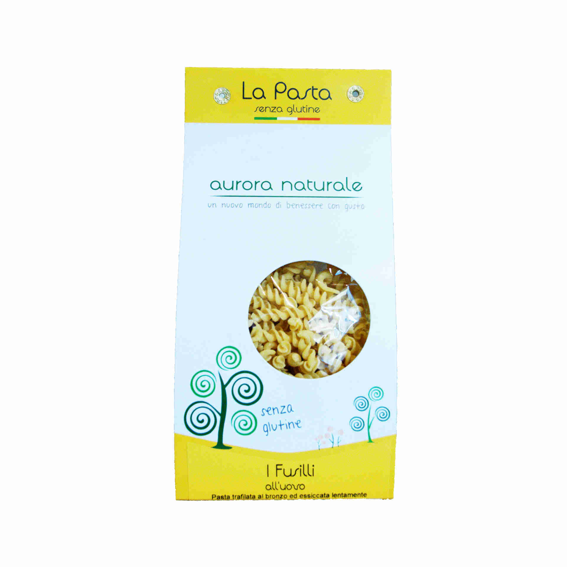 Fusilli all'uovo