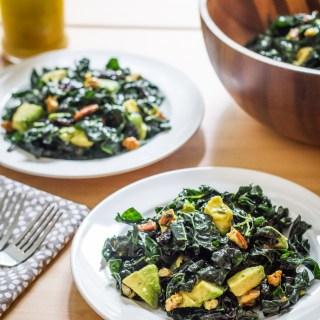 Massaged Kale Salad-2