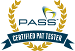 Certified Portable Appliance Testing Tester