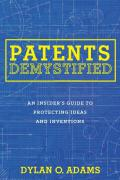 Patents Demystified Book Cover