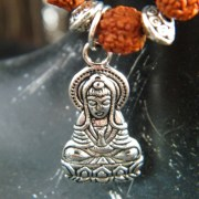 Sleeping Buddha charm