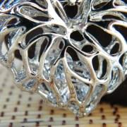 little beads inside the heart