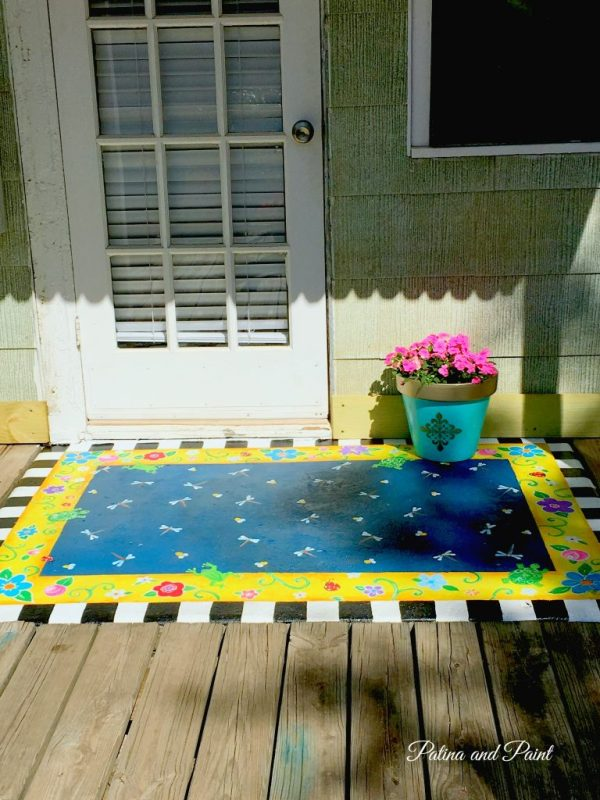 painted porch 2
