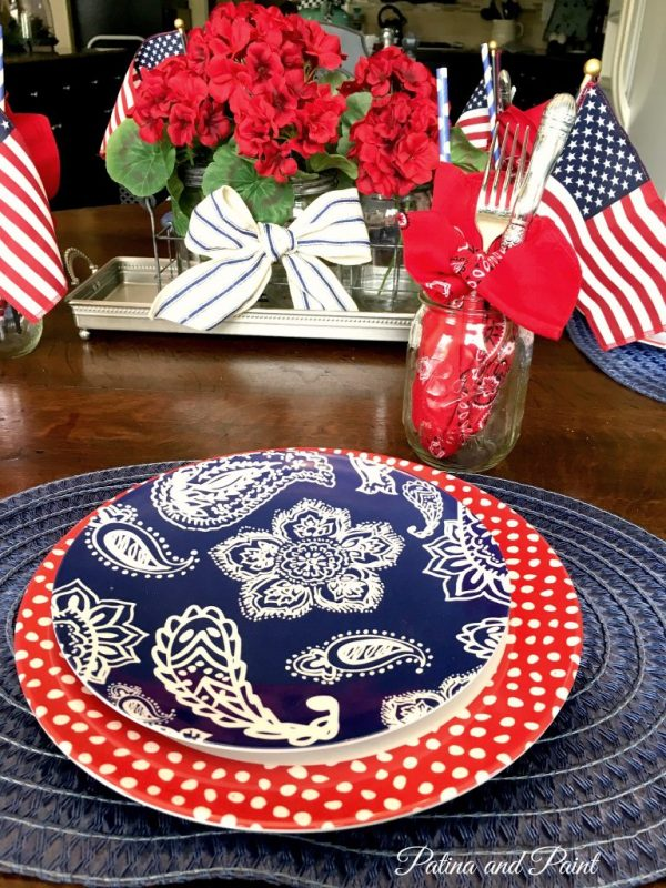 red white and blue 7