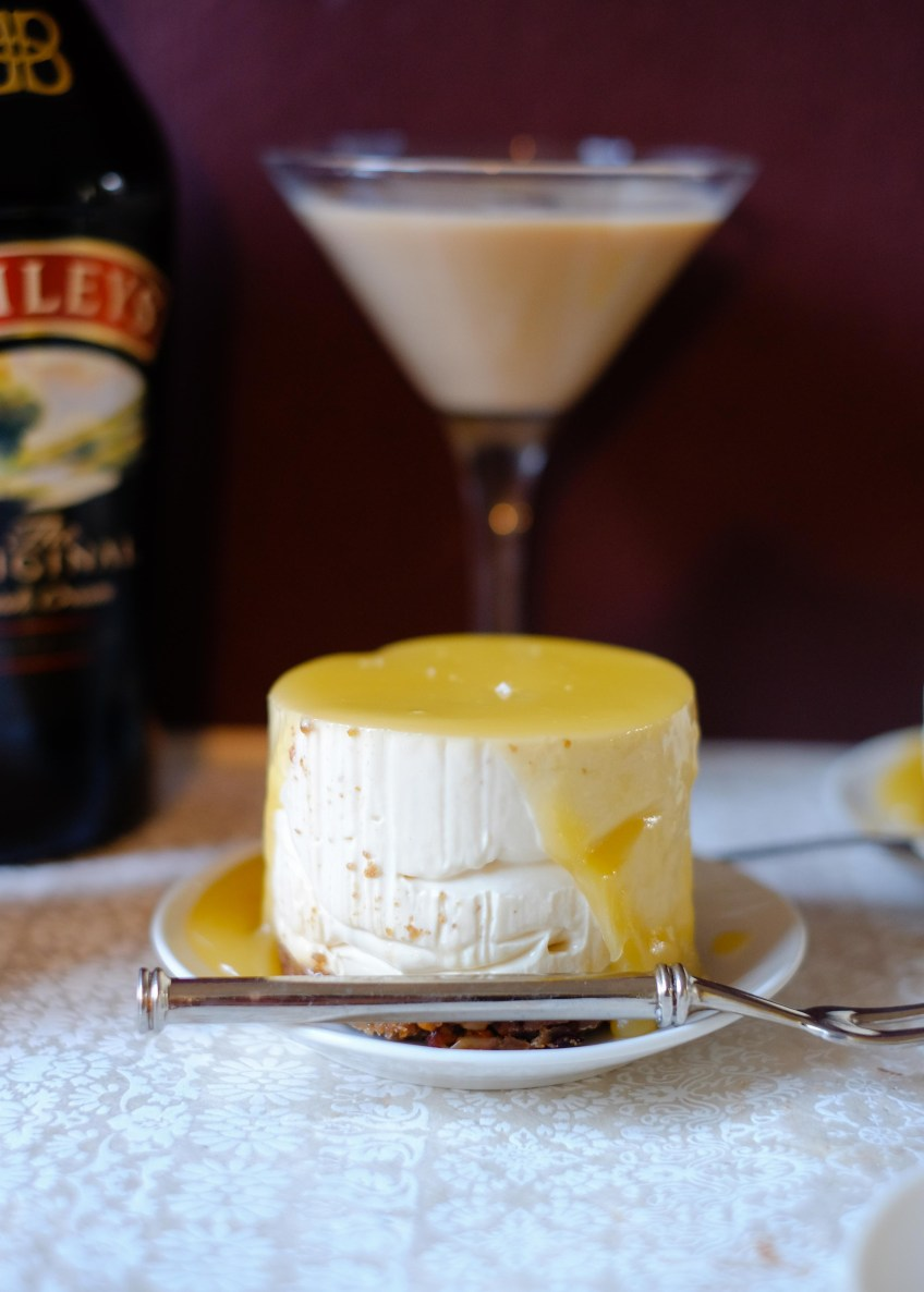 Baileys Cheesecake | Patisserie Makes Perfect