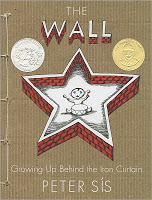 #PictureBookMonth – The Wall by Peter Sis #literacy #elemed #gtchat