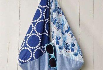 bolso para la playa