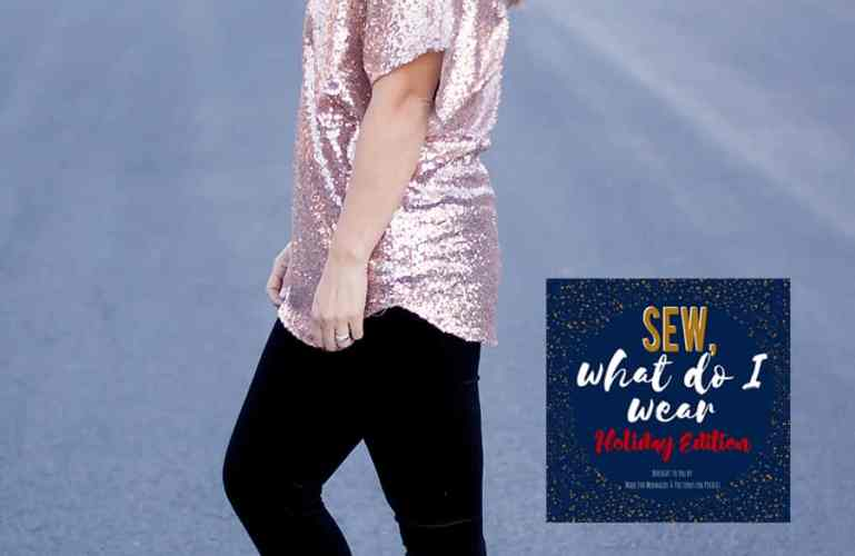 Sew, what do I wear? Holiday Edition