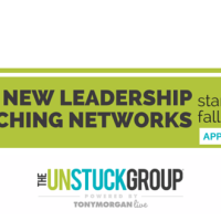 3 New Leadership Coaching Networks for Church Leaders!