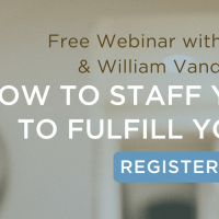How to Staff your Church to Fulfill your Vision