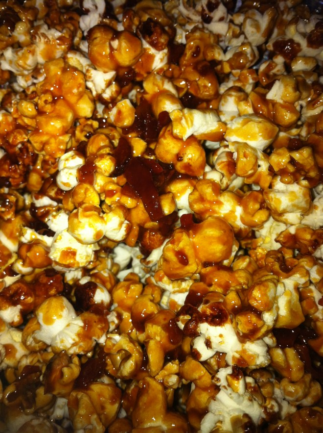 East Tennessee Caramel Popcorn