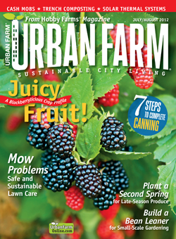 Urban Farm cover