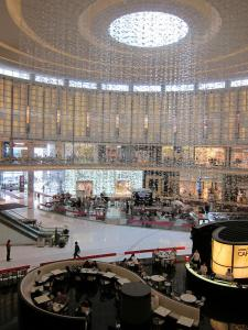 Dubai Mall, Interior
