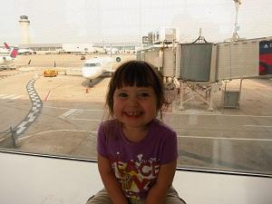 Emerson @ Detroit's airport