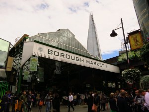 Borough Market -- Foodie Paradise