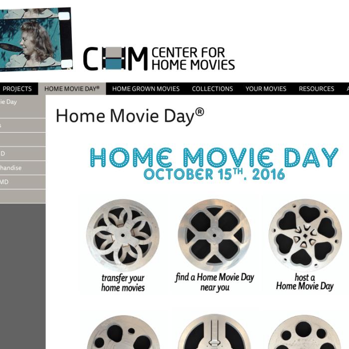 HomeMovieDay