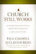 Church Still Works Cover