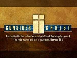 consider-christ