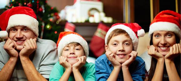 family-at-Christmas