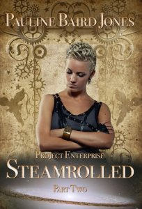 cover for steamrolled: part two