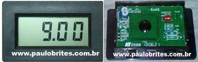Display digital PM-438