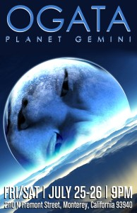 Paul Ogata in Monterey @ Planet Gemini | Monterey | California | United States
