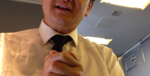 The Racist Qantas Flight Attendant