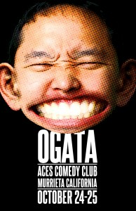 Paul Ogata in Murrieta @ Aces Comedy Club | Murrieta | California | United States