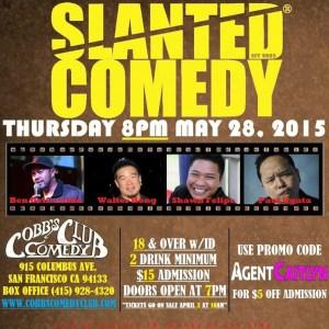 Paul Ogata in San Francisco @ Cobb's Comedy Club | New York | New York | United States