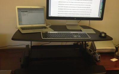 Experience with a Standing Desk
