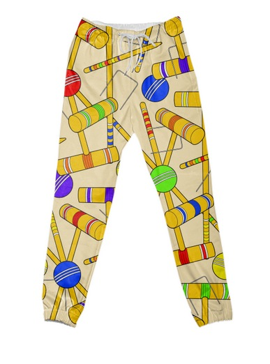 croquet pants