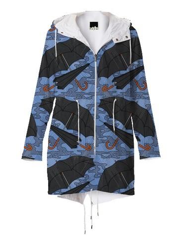 umbrella raincoat