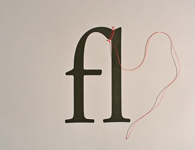 fl ligature