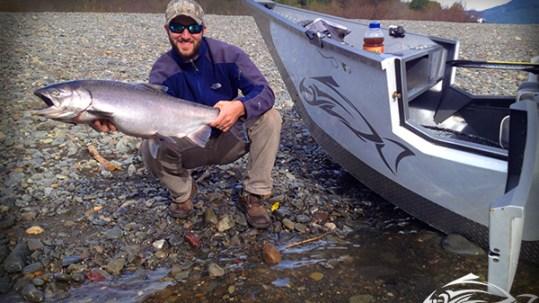 Fishing The Chetco