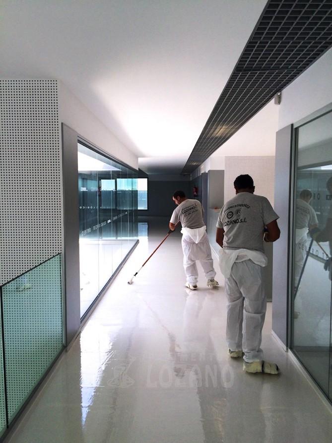 centro tecnologico pavimentos lozano