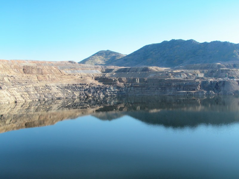 Berkeley Pit and Would Museum of Mining