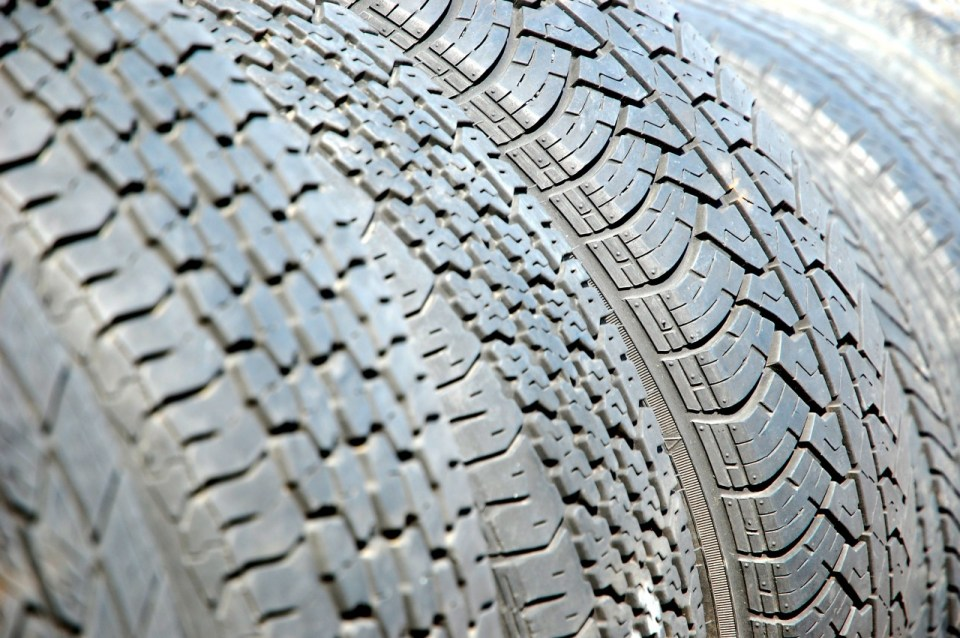 Second Hand Tyres Sydney